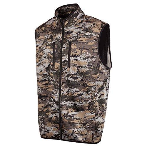 Huntworth Men's Soft Shell Hybrid Vest, Disruption (220 Digital Camera)