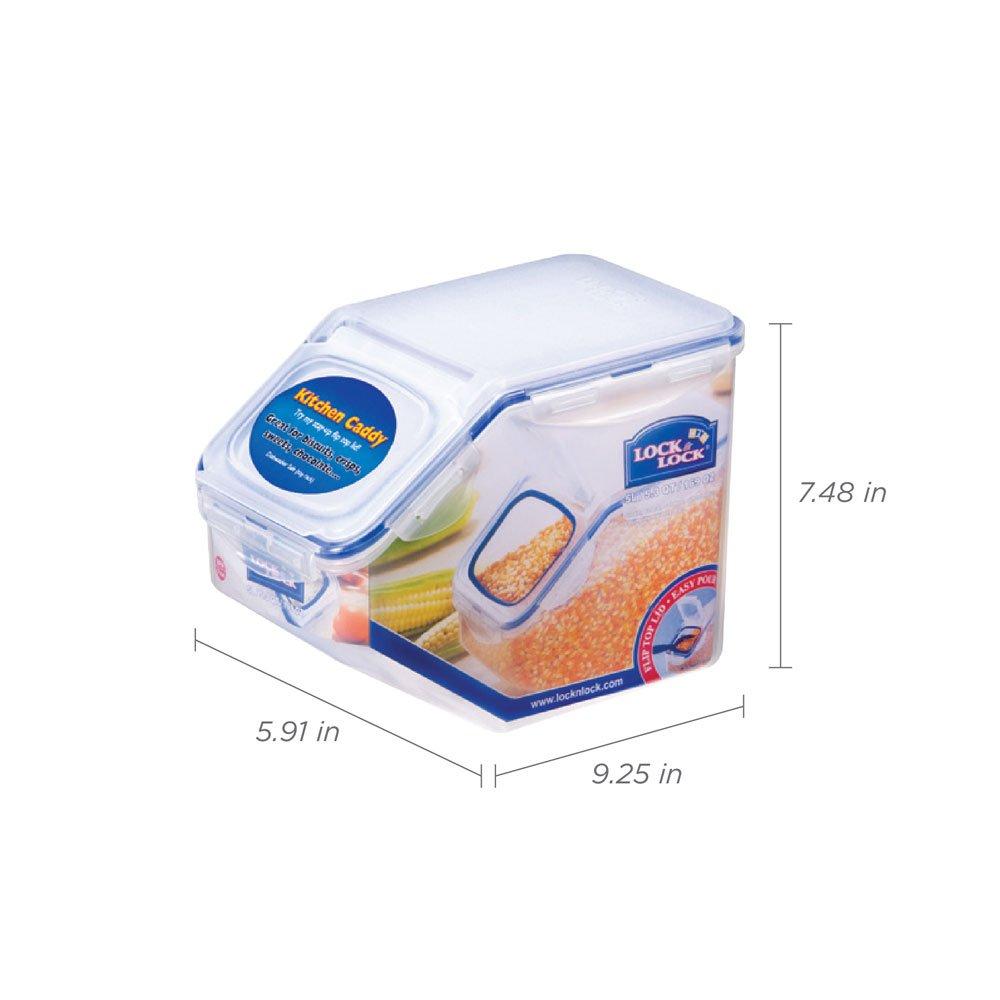 Lock /& Lock HPL700 Multifunktionsbox Kitchen Caddy 5,0l