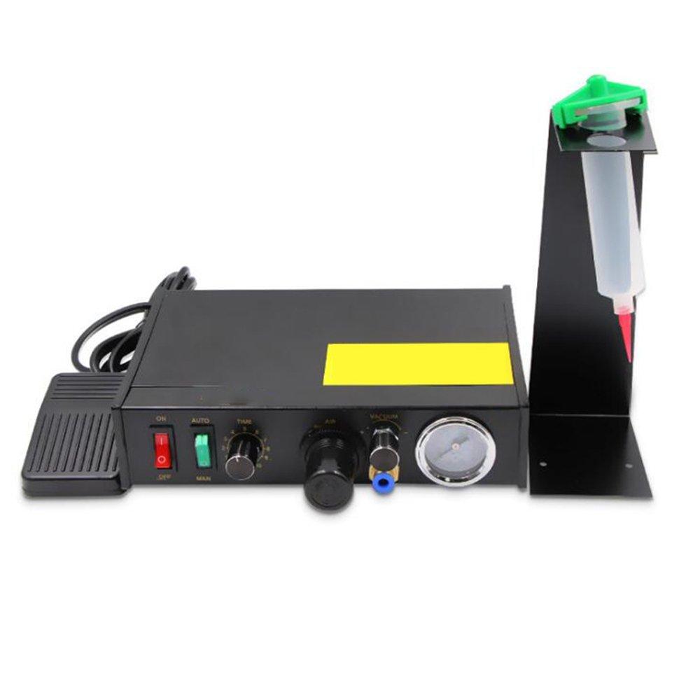 Semi-Automatic Glue Dispenser Machine Solder Paste Liquid Dispensing Machine Glue Dropper Controller