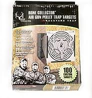 Gamo Bone Collector Cone Backyard Trap with Paper Targets
