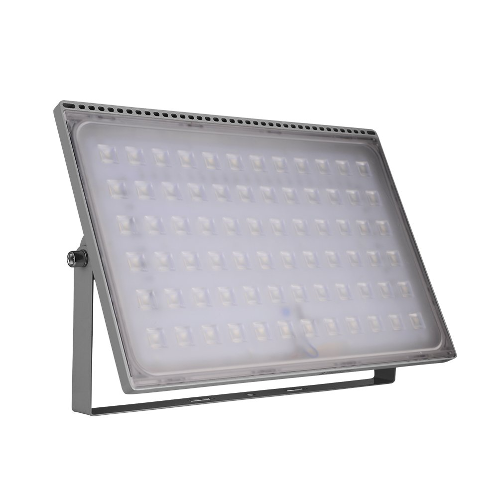 CHUNNUAN LED Flood Light, 500W,50000 Lumen,6000-6500K, Waterproof, IP65, Instant On, CE and ROHS Certified Outdoor Security Lights Super Bright Floodlight 110v (500W-Cold White)