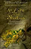 img - for A Light in the Shadows: Emerging from the Darkness of Depression : Personal Reflections of a Counselor book / textbook / text book