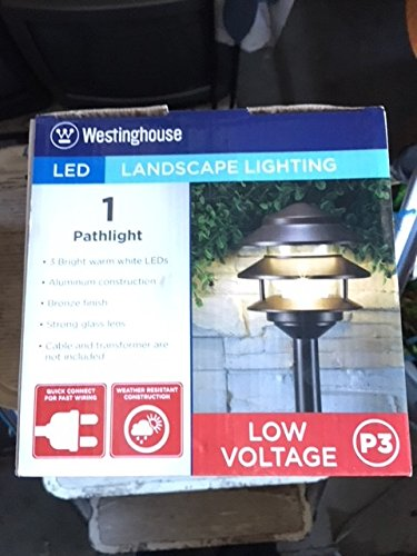Westinghouse Led Landscape Lights Low Voltage in US - 4
