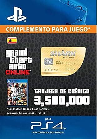 Grand Theft Auto Online - GTA V Cash Card | 3,500,000 GTA ...