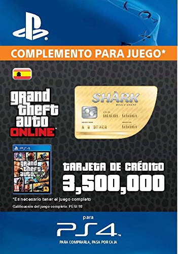 Grand Theft Auto Online - GTA V Cash Card | 3,500,000 GTA ...