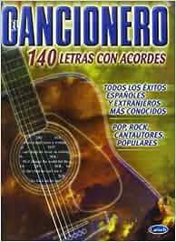 El Cancionero, Volumen 1: Amazon.es: Aa.Vv., Lyrics with Chords: Libros