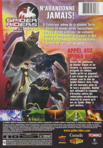 Spider Riders, Vol. 2: Quest of the Earthen