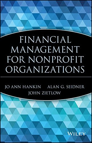 financial mgmt in nonprofit