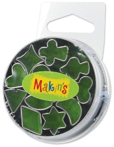 Makin's Clay Cutters 12/Pkg-Mini Geometric