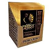 Perky Jerky Turkey Original, 1 ounce bags (Pack of 12)