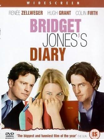 Bridget Jones S Diary Dvd 2001 Amazon Co Uk Sharon Maguire Renee Zellweger Colin Firth Hugh Grant Dvd Blu Ray