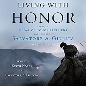 Living with Honor Audiobook