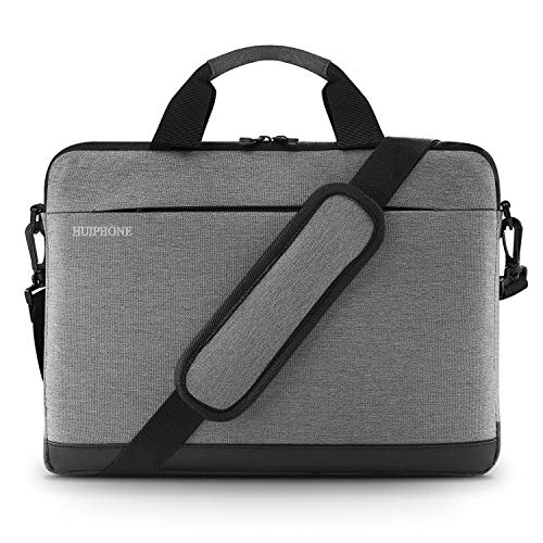 Laptop Shoulder Bag, Business Laptop Sleeve Case Carrying Handbag Computer Briefcase Compatible with 13 13.3 Inches MacBook Ultrabook Notebook