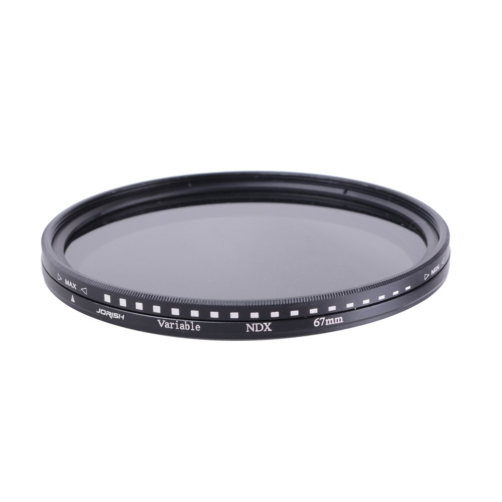 49mm Variable Neutral Density (ND) Filter ND2 to ND400 for Canon 600D EOS M M2 700D 100D 1100D 1200D 650D DSLR Cameras