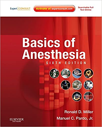 Millers Anaesthesia 8th Edition Pdf