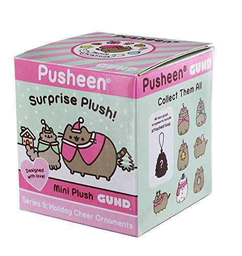 Pusheen Blind Box Series