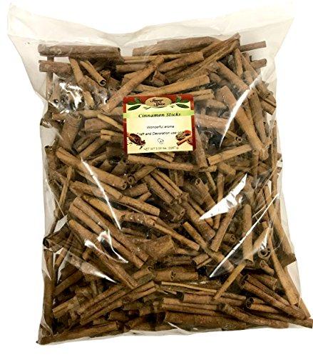 Bulk 5# Bag of 4' Craft Cinnamon Sticks