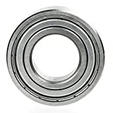 6313 bearing - 1x 6313-ZZ Ball Bearing 65mm x 140mm x 33mm Double Shielded Rubber Seal NEW