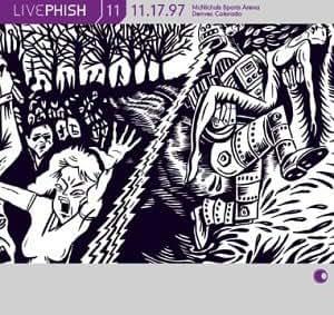 Live Phish Vol. 11: 11/17/97, McNichols Sports Arena, Denver, Colorado