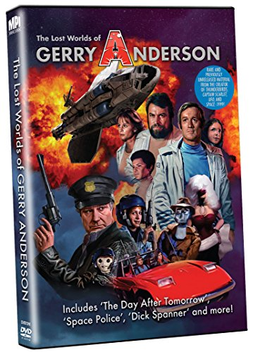 (The Lost Worlds of Gerry Anderson )