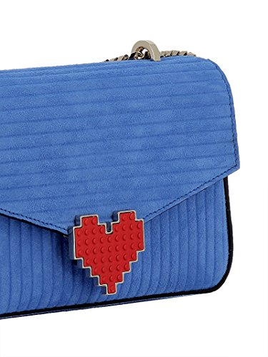 Ciel Ciel à Bleu Femme Joueurs Main Sac Les Petit Bleu Taille Bleu pour Unique xAZtOwAz1q
