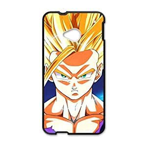 Dragon ball Super Saiyan Cell Phone Case for HTC One M7