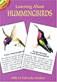 Learning about Hummingbirds, Jan Sovak, 0486433153