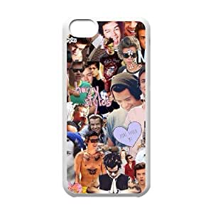 Harry Styles Unique Fashion Printing Phone Case for Iphone 5C,personalized cover case ygtg-324476 by runtopwell