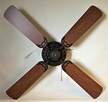 ToughGrade 110V - Ventilador de techo con acabado rústico de ...