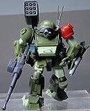 装甲騎兵ボトムズ  アクティックギア スコープドッグ レッドショルダーカスタム  AG-V05