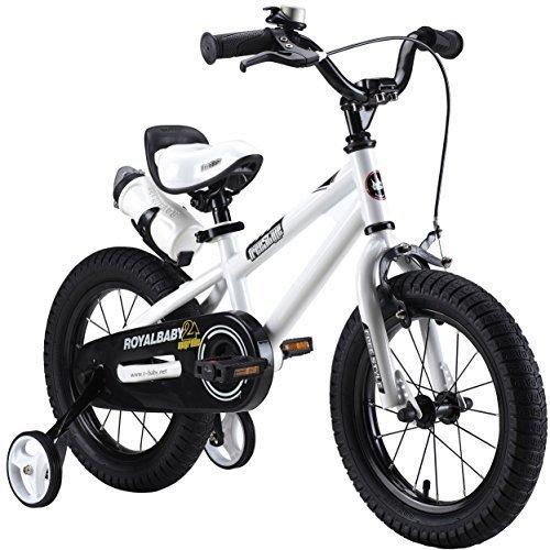 RoyalBaby Kids Freestyle Bike 12 inch, 14 inch, 16 inch BMX for Boys and Girls by Royalbaby