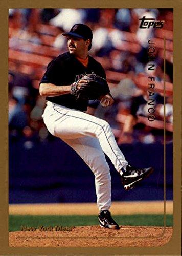1999 Topps Chrome #275 John Franco (Chrome Topps 1999 Baseball)
