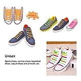 RUNACC Fashion Shoelaces Elast
