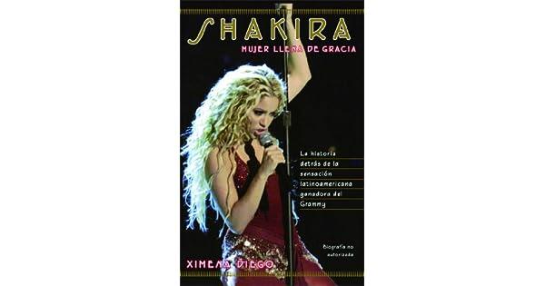 Amazon.com: Shakira: Woman Full of Grace (Spanish Edition ...