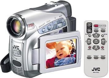 jvc gr d290ek minidv camcorder with dv in amazon co uk camera photo rh amazon co uk