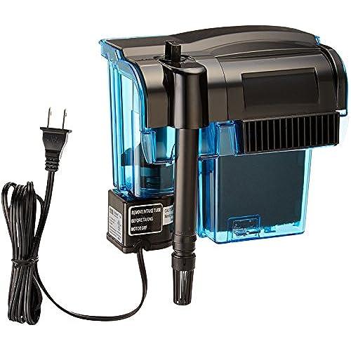 Fish Aquarium Filter System Amazon Com