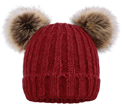 Pom Pom Ears | Artic Paw | Kawaii Beanie 1