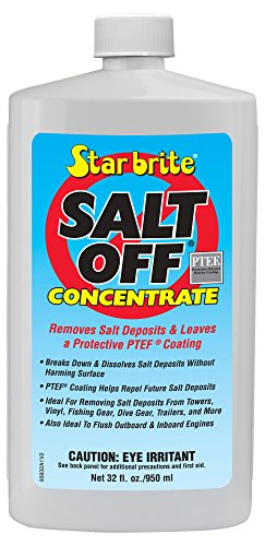 Saltwater Flush - Star brite Salt Off Protector with PTEF 32 oz