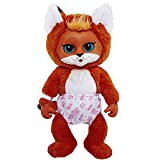 Animal Babies Deluxe Baby Fox Plush