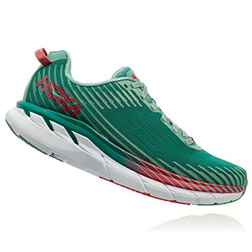 5 nbsp;Running nbsp; nbsp;Green Clifton Shoe Hoka Canton XvTq5xwH