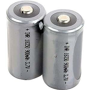 EVO IMR 18350 900mAh 3.7V Lithium-Ion Battery Set for SP Gimbal, 2 Pack