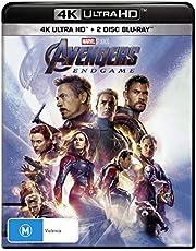 Avengers: Endgame (4K Ultra HD + Blu-ray)