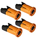 Homelite Pressure Washer (4 Pack) Replacement Soap Blaster Nozzle Assembly # 310660001-4pk