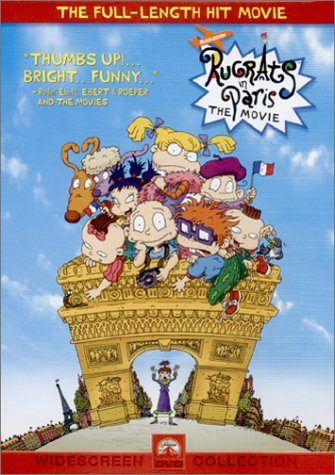 Animated Halloween Movies 2000 (Rugrats in Paris - The Movie)