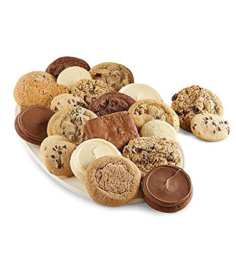 Cheryl's Cookies Classic Cookie and Brownie Sampler (25 Pieces) by Cheryls Cookies (Image #2)