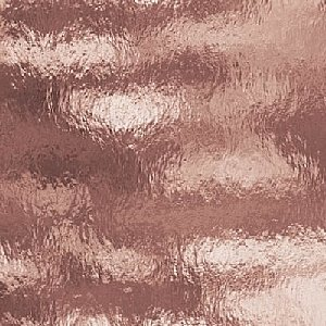 Spectrum Pink Champagne Cathedral Rough Rolled Stained Glass Sheet - 8