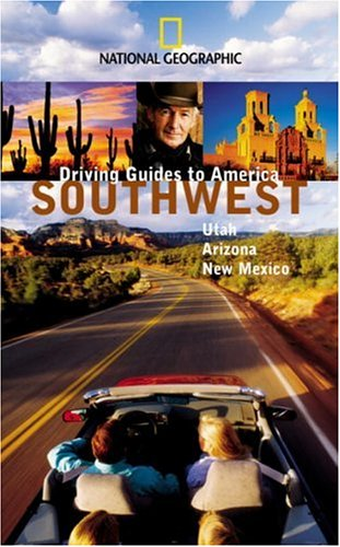 National Geographic Driving Guide To America Southwest  National Geographic DriviNational Geographic Guides