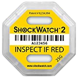 ShockWatch 2-25G, 10 Pack