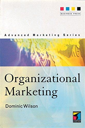 Organizational Marketing