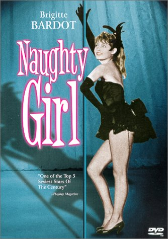 Naughty Girl (Mam'zelle Pigalle) by Starz / Anchor Bay
